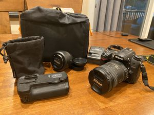 Nikon D7000 Bundle for Sale in Kirkland, WA