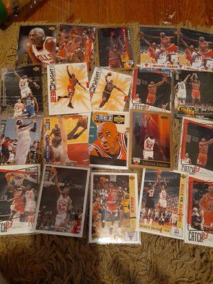 20 Micheal Jordan cards for Sale in Philadelphia, PA