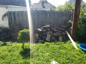 Free wood for fire 🔥 for Sale in Cleveland, OH