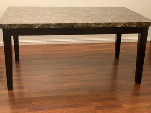Marble Dining Table for Sale in Escondido, CA
