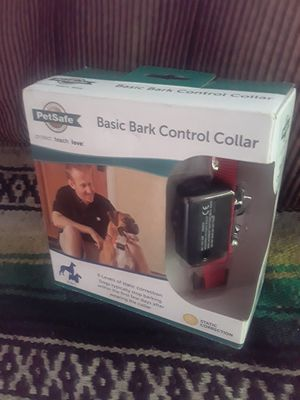 Bark Control Collar for Sale in Castro Valley, CA