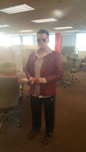 Fight club Tyler Durden authentic costume ! for Sale in Atlanta, GA