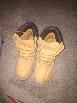 Timberlands wheats size 6 men for Sale in Chesapeake, VA