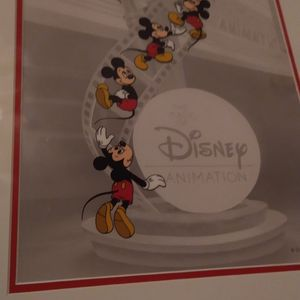 The Magic Of Disney Animation Mickey Hand Painted Cel for Sale in Orlando, FL