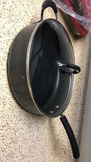 Cooking pan for Sale in Houston, TX