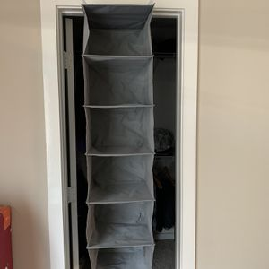 6 Shelf Closet Organizer for Sale in Houston, TX