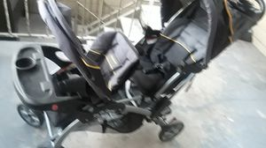 Double stroller stan and sit for Sale in Round Rock, TX