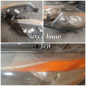2006 Bmw 325i headlight for Sale in Decatur, GA