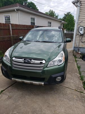 2014 Subaru outback 2.5l limited for Sale in Dearborn Heights, MI