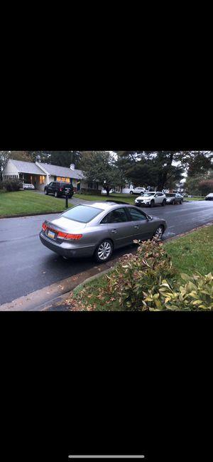 2007 Hyundai Azera115,000 miles for Sale in Boston, MA
