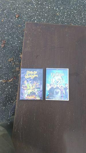 Frozen / Scoby-Doo DVD's for Sale in Setauket- East Setauket, NY
