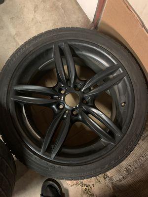 BMW m5 wheels. for Sale in Fresno, CA