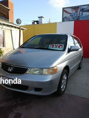 Honda Odyssey for Sale in Los Angeles, CA