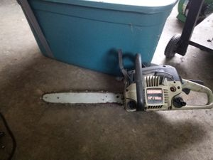 Craftsman chainsaw. for Sale in Gaithersburg, MD