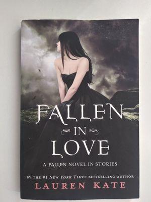 Fallen in love lauren kate for Sale in Encinitas, CA