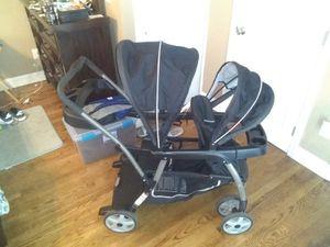 Graco Double baby stroller for Sale in Glen Burnie, MD