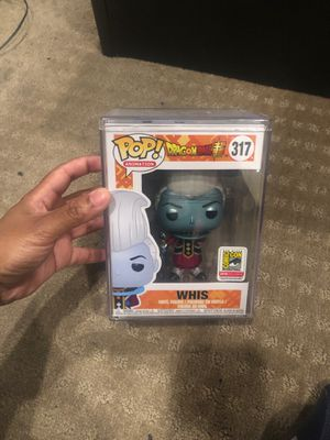 Dragon ball Z Whis Funko pop for Sale in Milpitas, CA
