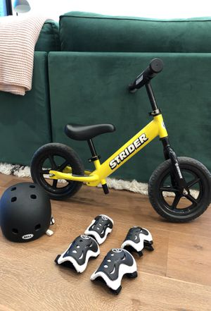 Strider Balance Bike Set for Sale in Dallas, TX