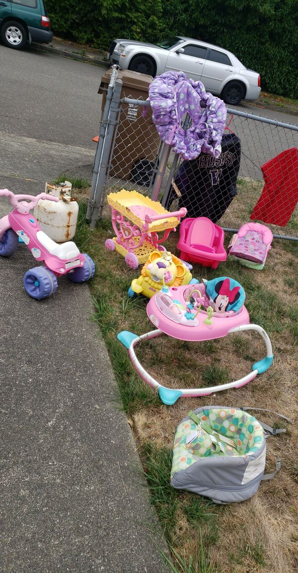 Baby girl kids toys and accessories!!!