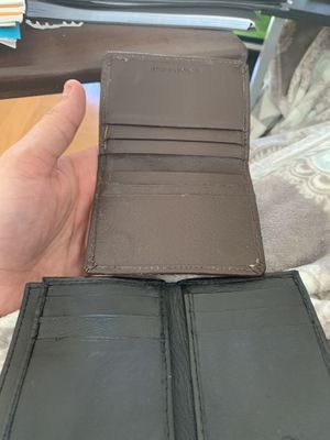 2 card wallets for Sale in Concord, NC