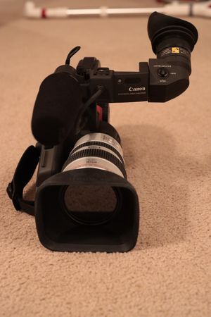 Canon XL1S MiniDV Digital + Lots of Extras for Sale in Vancouver, WA