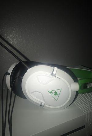 Turtle beach headset for Sale in Grand Prairie, TX
