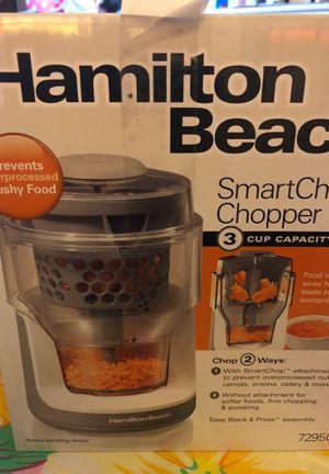 SmartChop Hamilton Beach for Sale in Norfolk, VA