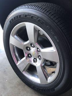 "Chevrolet 20"" Rims for Sale in Bakersfield,  CA"