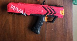 Red rival nerf gun for Sale in Lake Elsinore, CA