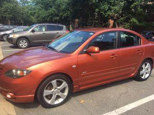 Mazda 3 s -2004 for Sale in Alexandria, VA