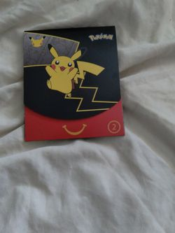 Pokemon Cards From McDonald's for Sale in St. Petersburg,  FL