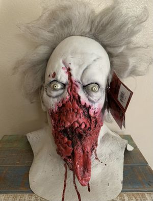 Halloween Day Of The Dead Dr Tongue Mask for Sale in Chino Hills, CA