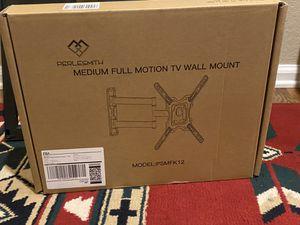 Medium Full Motion TV Mount-Perelsmith *UNOPENED * for Sale in Aurora, CO