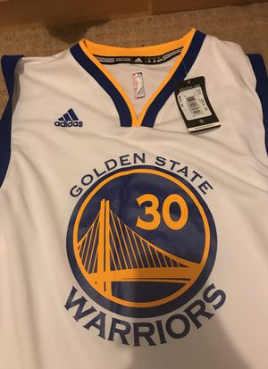 Stephen curry golden state warriors jersey for Sale in Bethesda, MD