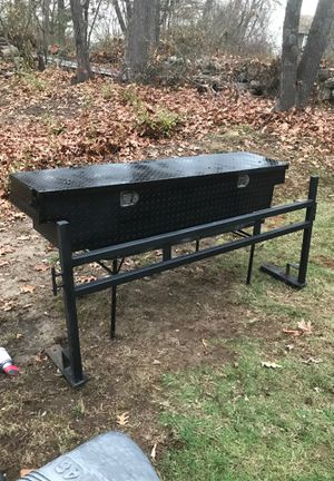Tool box and ladder rack for Sale in Reading, MA