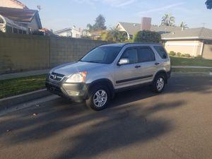 2003 Honda CRV all original runs good for Sale in Cerritos, CA
