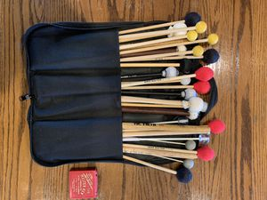 Percussion Sticks and Mallets. for Sale in Moline, IL