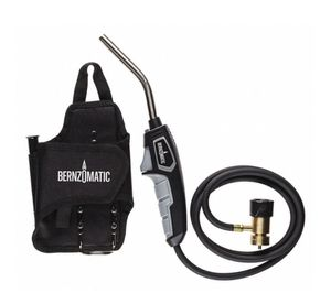 Benzomatic Hose Torch Kit, Propane/MAPP, 5 Ft Hose for Sale in MONTE VISTA, CA