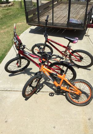 Free bicycles for Sale in Indian Trail, NC