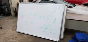 White boards $60 each (good condition) for Sale in Houston, TX