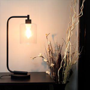 Industrial Lantern Table Lamp for Sale in Hemet, CA