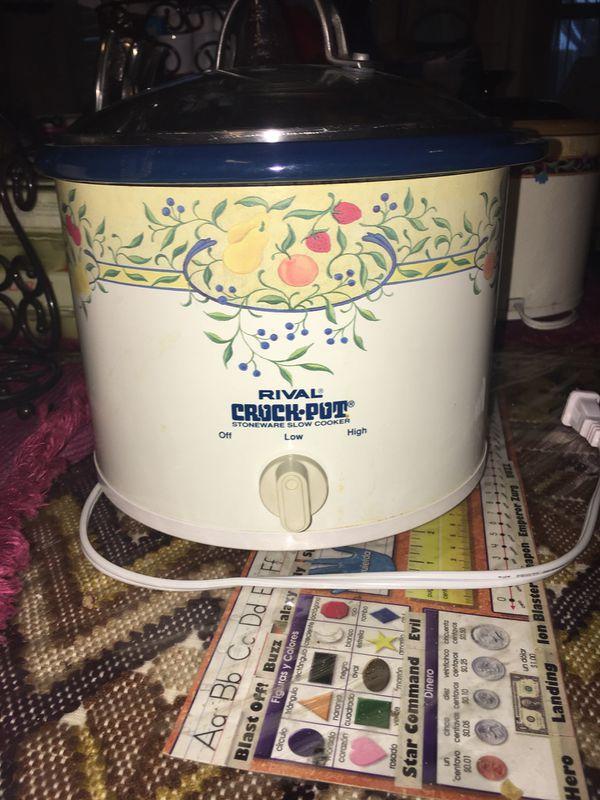 Crock pots for sale