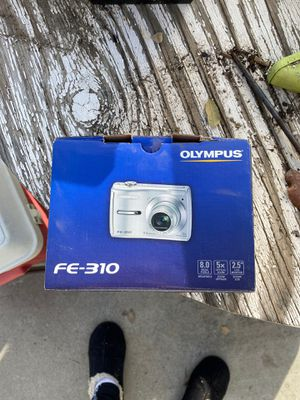 Olympus Fe- 310 digital camera for Sale in San Bernardino, CA
