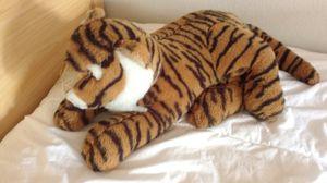 IKEA stuffed tiger Cute, great shape for Sale in Steilacoom, WA