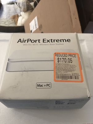 AirPort Extreme WiFi Base Station for Sale in San Jose, CA