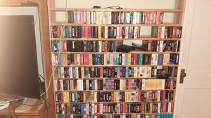 Collection of vhs movies 500+ $1.00 each make offer on all...Im moving and cant take with must see to appreciate for Sale in Oakbrook Terrace, IL