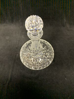 Waterford Crystal Lismore Fancy cut ship decanter for Sale in San Clemente, CA