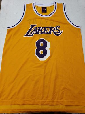 Los Angeles Lakers Kobe Bryant Retirement Jersey Men Size XL for Sale in Baldwin Park, CA