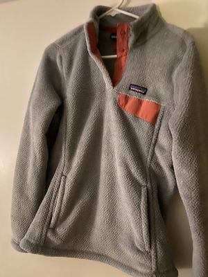 Patagonia pull over for Sale in Whittier, CA