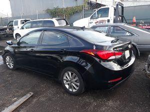 2015 Hyundai Elantra for parts only for Sale in El Cajon, CA